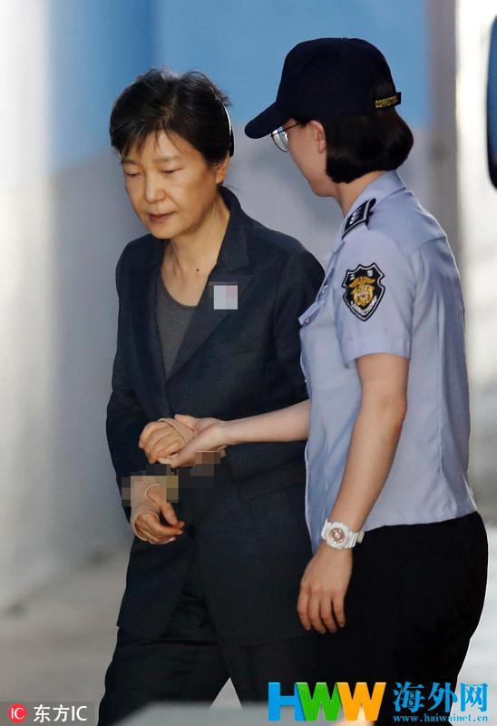 获刑24年后朴槿惠又吃新官司!被判8年