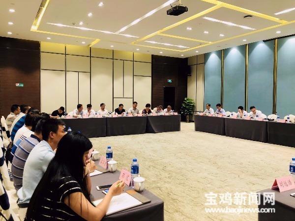 深圳新能源汽车产业协会来宝考察