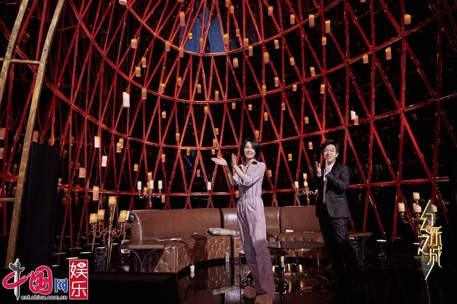 《幻乐之城》开播 王菲携四大唱演人开启幻乐大秀