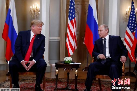 白宫称特朗普有意邀请普京今秋访美