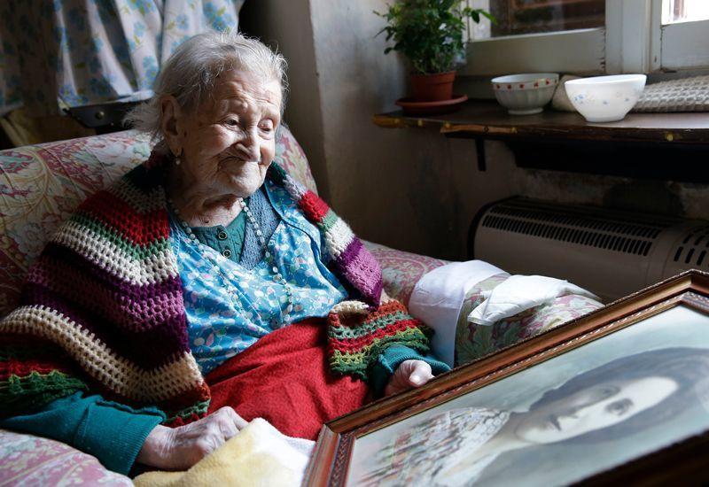 105岁后死亡风险不再涨!但为啥还没人活过125岁?