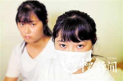"""16岁白血病少女每天早起学习:""""我有希望考上秀高"""""""