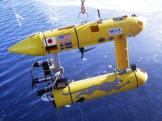 水下冰川机器人是如何在南极工作的?