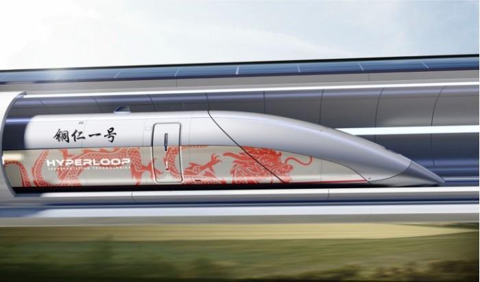 Hyperloop超级高铁要来中国 将在贵州铜仁兴建