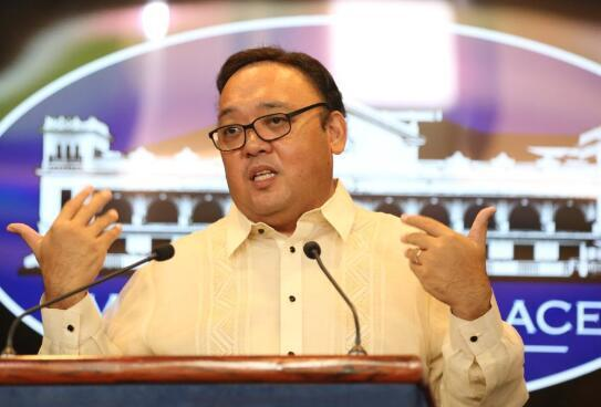 菲总统府发言人:菲律宾怎能受美国法律约束