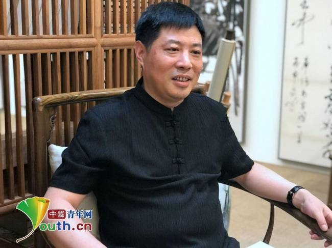 岳峰:艺术是对哲学的完美演绎和运用