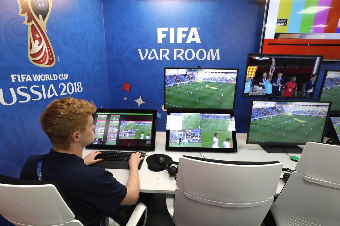 俄罗斯世界杯令人难以置信,不可预测的足球奇