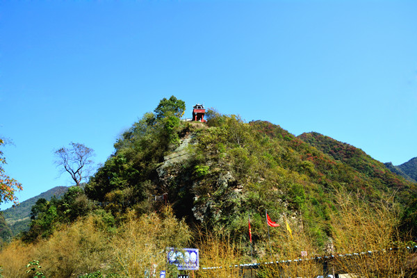 竹山县观音沟生态文化旅游区