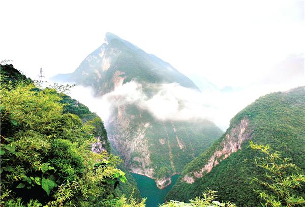 山中桃源武陵峡