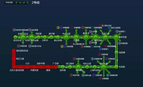 上海地铁:风力若超8级 这3段地铁线将停运或缩线