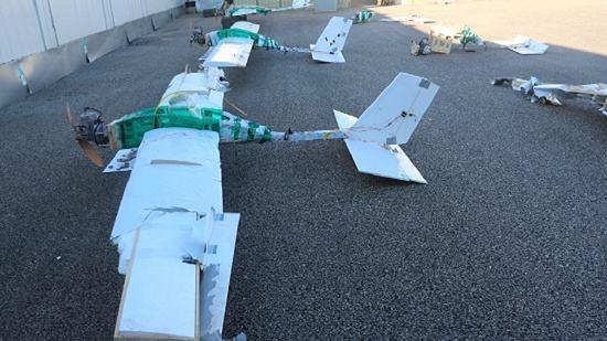俄驻叙部队击落一架逼近赫迈米姆空军基地无人机
