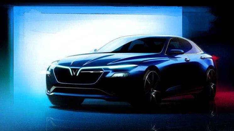 越南制造登上国际舞台 Vinfast新车亮相巴黎车展