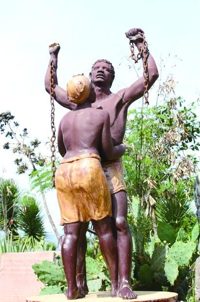 塞内加尔奴隶岛浸透非洲血泪