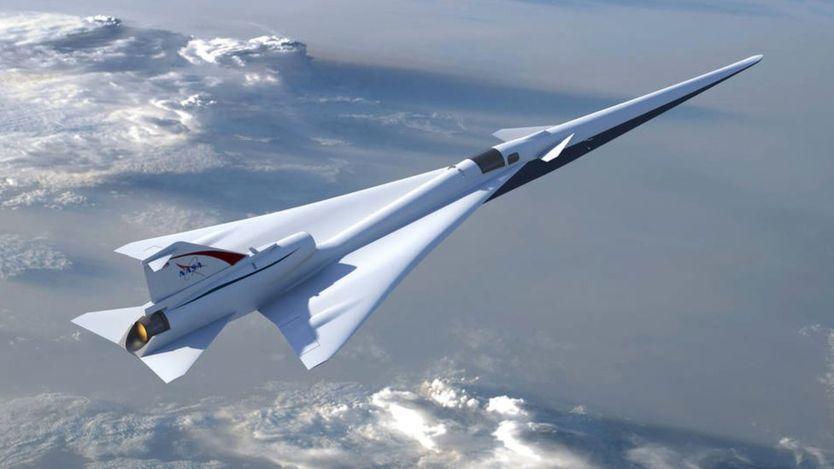 超音速客机将再出江湖 上海到洛杉矶仅6小时
