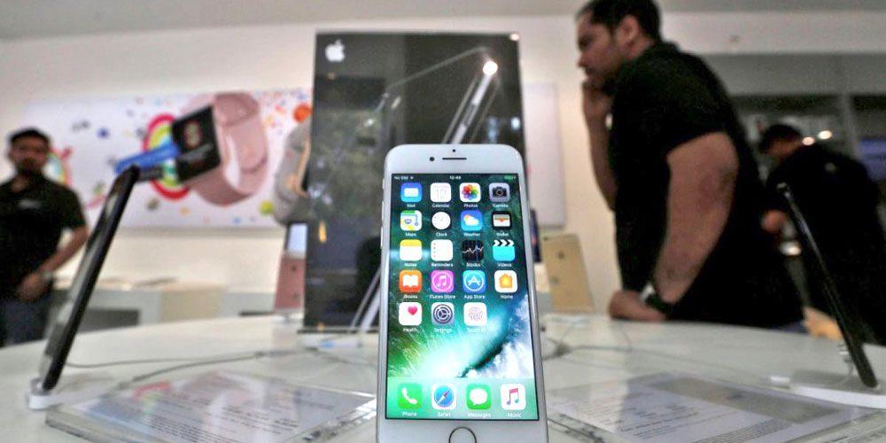 因苹果拒绝防骚扰APP上架 印度拟让苹果退网