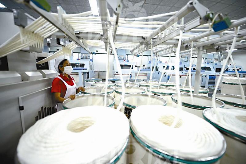 银川绿色制造工程促工业转型升级