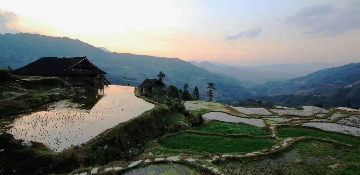 湖南的美丽古村 不是只有凤凰