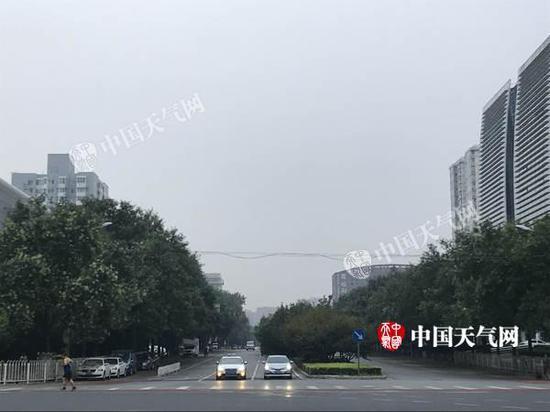 """北京今夜起将迎""""台风雨"""" 平均大雨局地暴雨"""