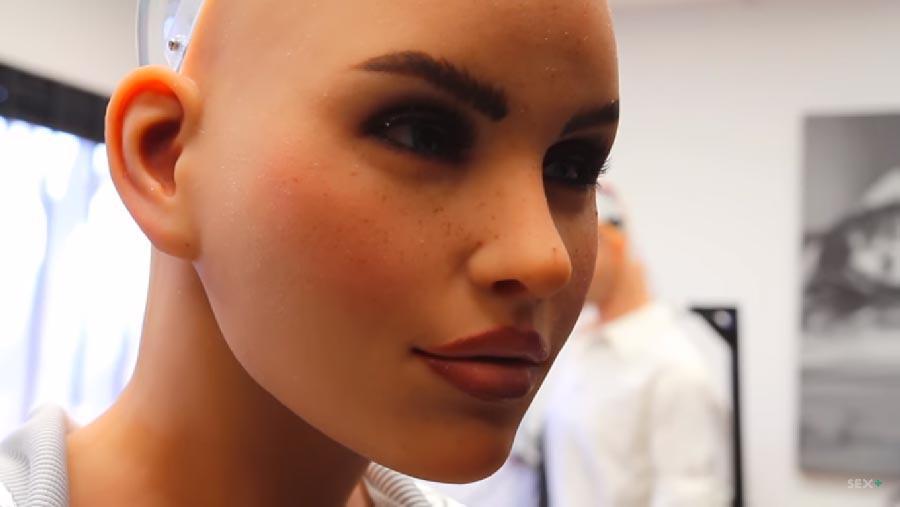 AI让人失业事小 性爱机器人破坏力可能大得多
