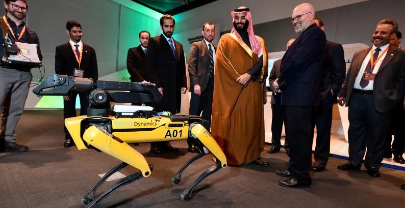 波士顿动力:明年7月将年产1千台SpotMini机器人
