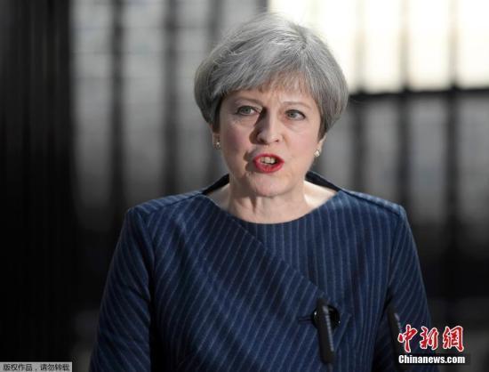 对英国不利?英民众压倒性反对特蕾莎政府脱欧计划
