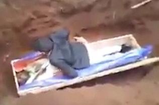"""埃塞俄比亚""""先知""""欲唤醒尸体被警方逮捕"""
