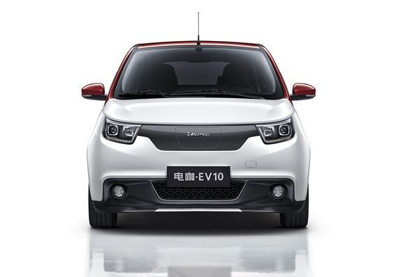 电咖完成Pre-A轮25亿融资 明年推中大型SUV