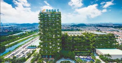 碧桂园以高质量增长 提升中国民企全球竞争力