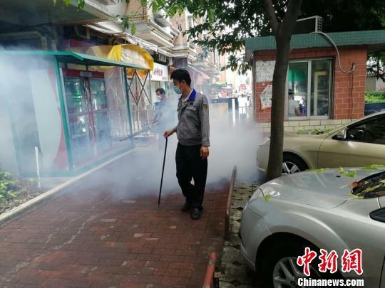 广东多地共报告百例登革热病例,较去年同期上升38%