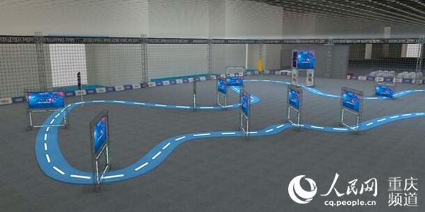 国际无人机竞速大奖赛将亮相首届智博会