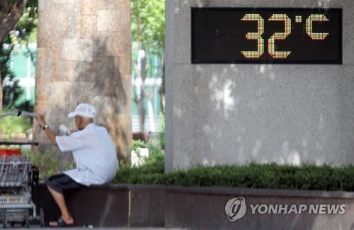 调查:韩国持续高温致减肥用品降温 补养品热销