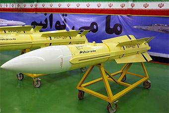 伊朗为其F14战机续命 仿制杀手锏不死鸟导弹