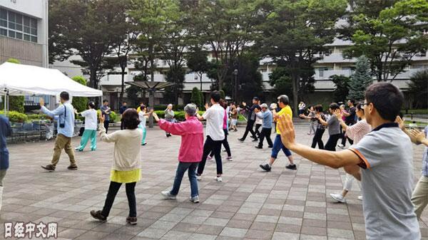 """日媒:日本东京""""小中华街""""正在增加 当地中日居民寻求共存发展"""