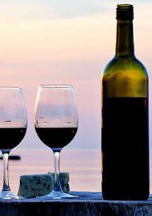 炎炎酷暑 该喝什么红葡萄酒