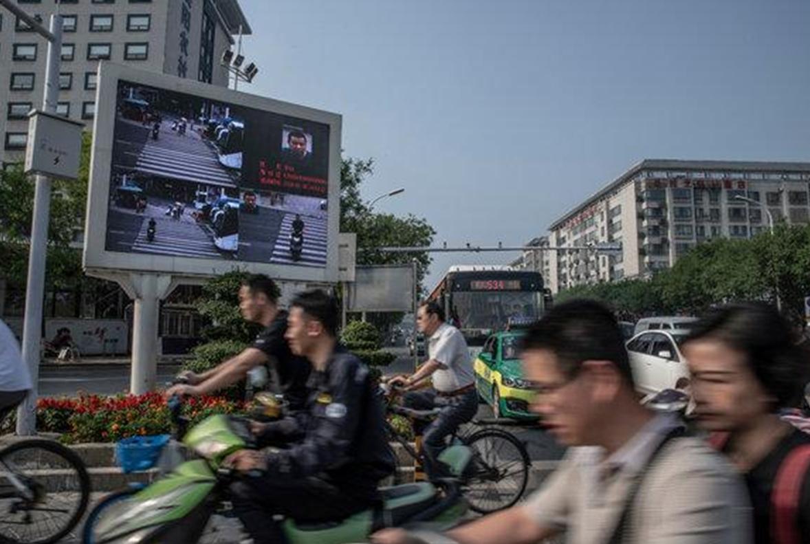 外媒:资金正在涌向中国的人脸识别初创企业