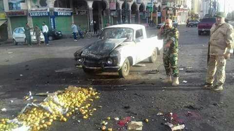 多图 | 叙利亚自杀式袭击所致遇难人数上升至150人