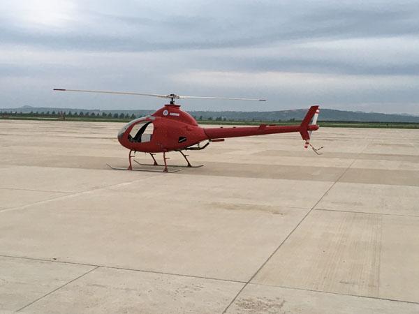 大型无人机翔鹰-200完成研发 实现关键部件国产化