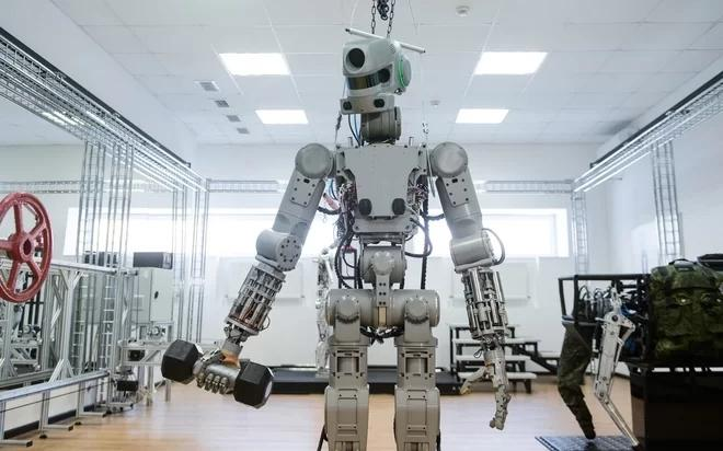 """俄""""双手持枪""""太空机器人将于2019年抵达空间站"""