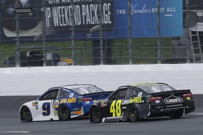 NASCAR顶级车队续签与微软技术合作合同