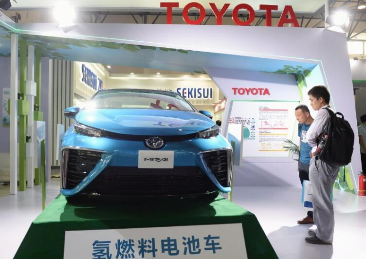 丰田将扩建中国工厂 目标2020年产量翻一番