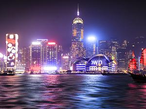 激荡四十年·香港金融保卫战