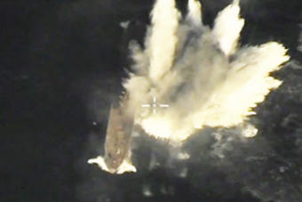 看俄军核潜艇怎样打军舰:150公里外一发入魂
