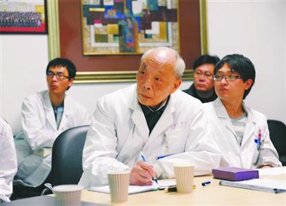 瑞金医院血液学专家王振义:做一朵恬淡白牡丹