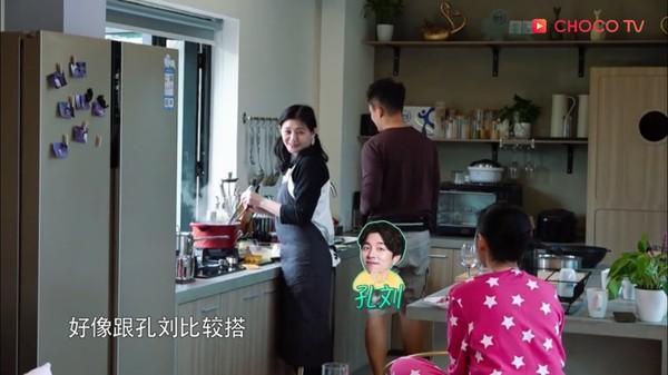 大S逗小S开心称其与孔刘很配 汪小菲:孔子后人吗?