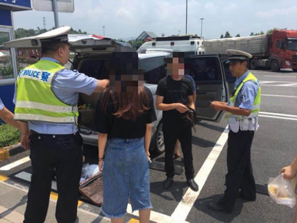 被父母从男友家强行带回,女子报假警致民警高速追踪百余公里