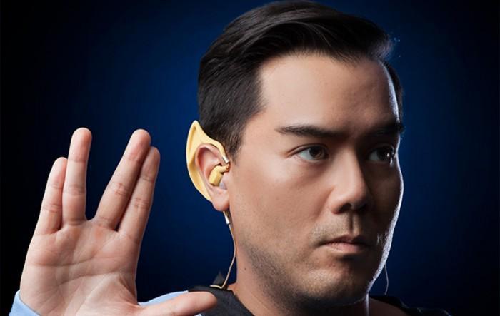 瓦肯人无线耳塞来了 专为《星际迷航》粉丝打造