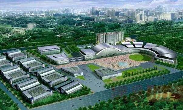富士康产业园首个科技小镇亮相增城
