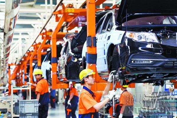 美记者:还在看美欧? 我们更应关注中国汽车业
