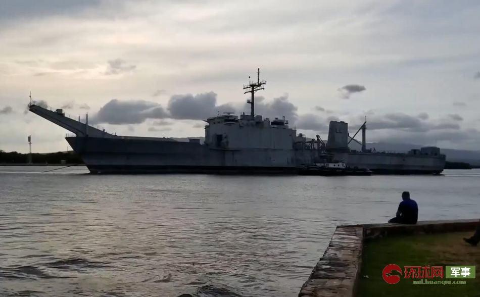 美日澳击沉演习是与中国作战的预演?国防部回应