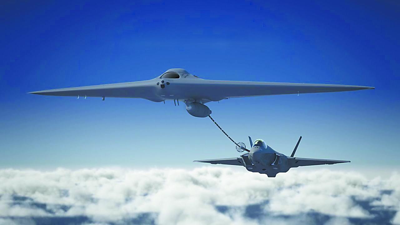 美航母将携无人加油机部署西太 针对中国意图明显